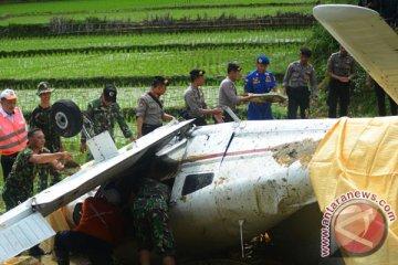 Evakuasi Bangkai Pesawat