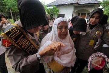 HUT Ke-68 Polwan Indonesia