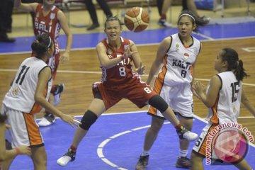 Basket Putri Bali Tundukkan Kaltim