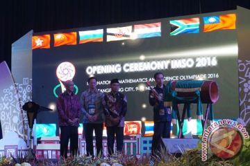 Pembukaan Olimpiade Matematika Internasional