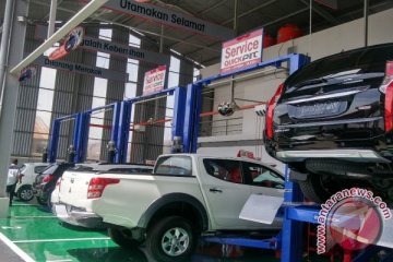 Mistubishi buka diler baru kendaraan penumpang di Jambi