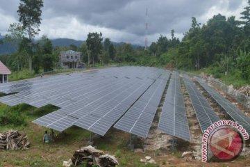 Pembangkit Listrik Tenaga Surya (PLTS) terpusat  di Arfai Manokwari, Papua Barat.