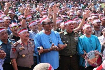 Apel Nusantara Bersatu di Ambon
