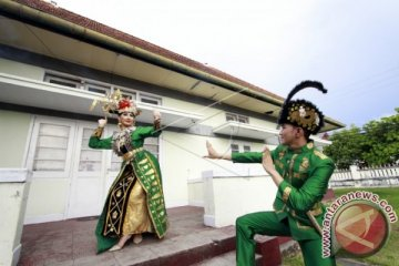Duta Wisata Perkenalkan Kebudayaan Gorontalo