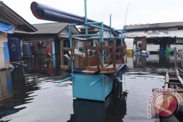 Banjir Muara Angke