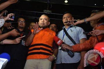 Patrialis Akbar Ditahan KPK