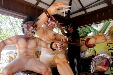 Ogoh-Ogoh di Ambon