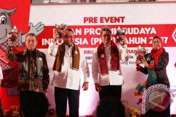 Pembukaan Pekan Produk Budaya Indonesia 2017