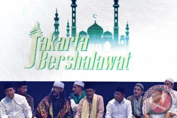 Djarot Hadiri Jakarta Bershalawat