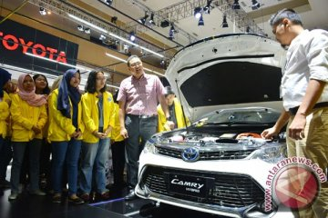 Camry dominasi penjualan hybrid Toyota di Indonesia