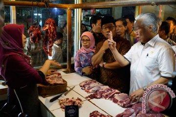 Mendag Kunjungi Pasar