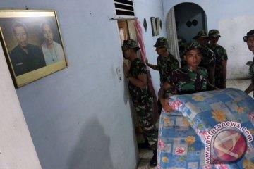 Pengosongan Rumah Dinas TNI