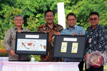 Prangko Dua Abad Kebun Raya Bogor