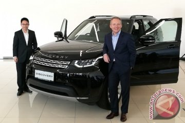 Land Rover luncurkan All New Discovery, harga Rp2,399 miliar