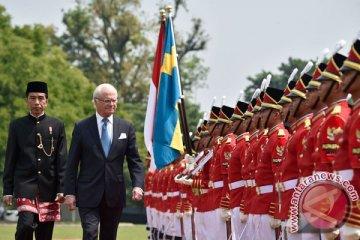 Kunjungan Kenegaraan Raja Swedia