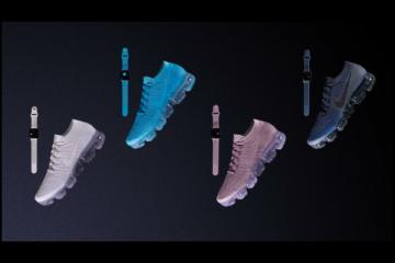 Nike luncurkan sepatu dan aksesoris jam Apple Watch