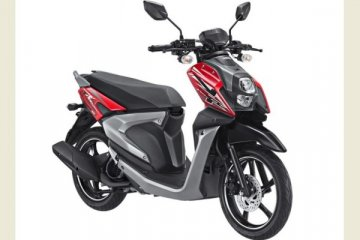 Yamaha perkenalkan All New X-Ride 125cc