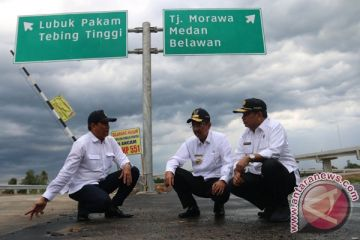 Jalan Tol Medan-Tebing Tinggi
