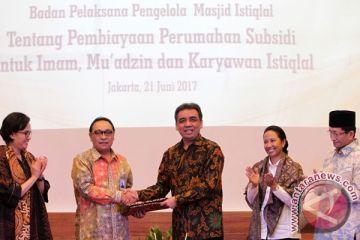 KPR Subsidi Pengurus Istiqlal