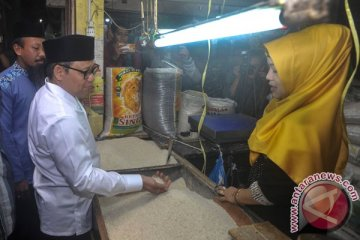 Muhaimin Iskandar Kunjungi Pasar