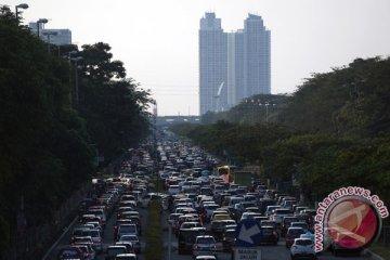 Antre Menuju Jakarta Fair