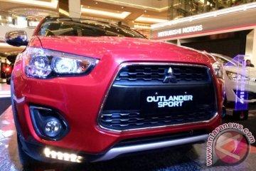 Mitsubishi perkenalkan penyegaran dari Outlander Sport