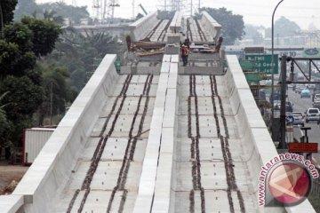 Pembangunan LRT Jabodebek