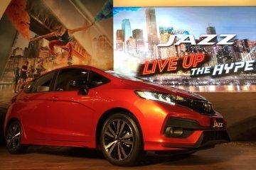 Honda kuasai 53 persen pasar hatchback di Indonesia