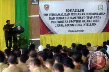 Kejagung Sosialisasi TP4 di Ambon