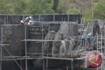 Target Pembangunan Patung GWK