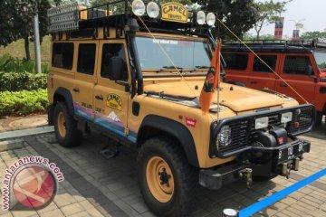 Mobil Land Rover paling langka di dunia ada di Indonesia