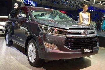 Penjualan Toyota tumbuh 10 persen pada Oktober 2017