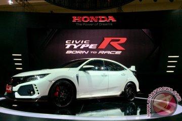 Honda Civic Type R mengaspal di Indonesia