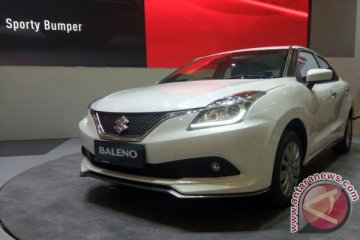 Baleno hatchback resmi mengaspal, harga mulai Rp195 juta