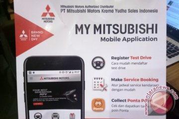 """Cara MMKSI gencarkan penggunaan aplikasi """"My Mitsubishi"""""""