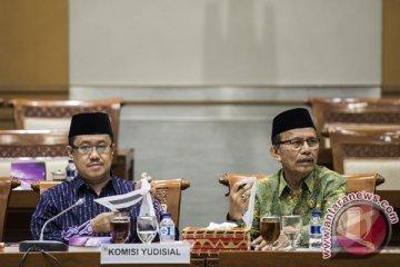 Rapat Konsultasi Komisi Yudisial