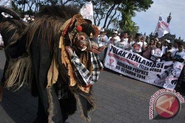 Parade Budaya Tolak Reklamasi