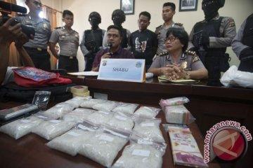 Pengedar Narkoba Lintas Provinsi