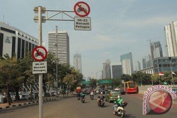 Uji Coba Pembatasan Sepeda Motor Ditunda