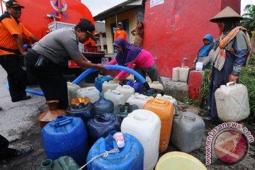 Bantuan Air Bersih Lereng Merapi