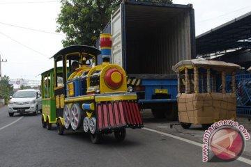 Ekspor Kereta Mini Mainan