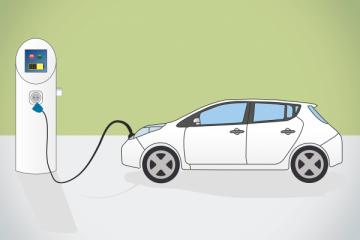 Mitsubishi buka delapan stasiun pengisian mobil listrik di Adelaide