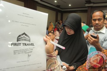 Sidang PKPU First Travel