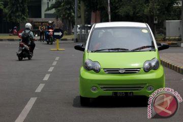 Mobil Listrik Karya Mahasiswa