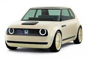 Honda Urban EV versi produksi bisa dipesan awal 2019