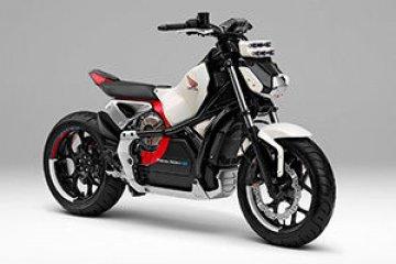 """Honda tampilkan motor konsep """"penjaga keseimbangan"""" di Tokyo Motor Show 2017"""