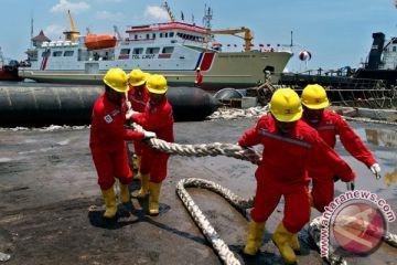 Peluncuran Kapal Sabuk Nusantara 98