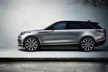Diuji tabrakan, Range Rover Velar raih peringkat keselamatan bintang lima
