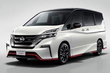 Nissan Serena NISMO dan Skyline bakal mejeng di Tokyo Motor Show
