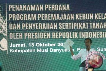 Kunker Presiden Di Kabupaten Musi Banyuasin